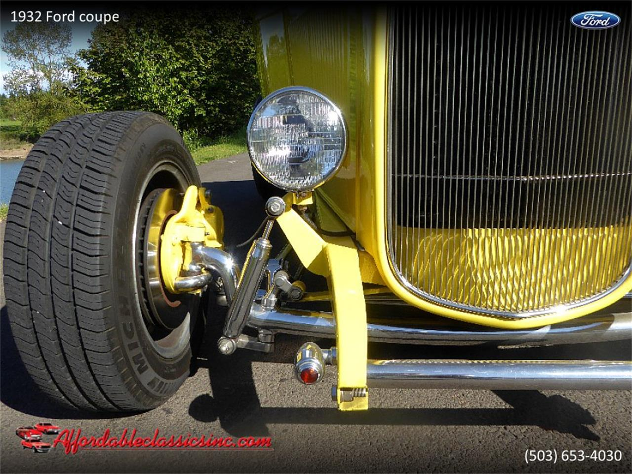 Large Picture of Classic '32 Coupe located in Oregon - $37,500.00 - Q1LY
