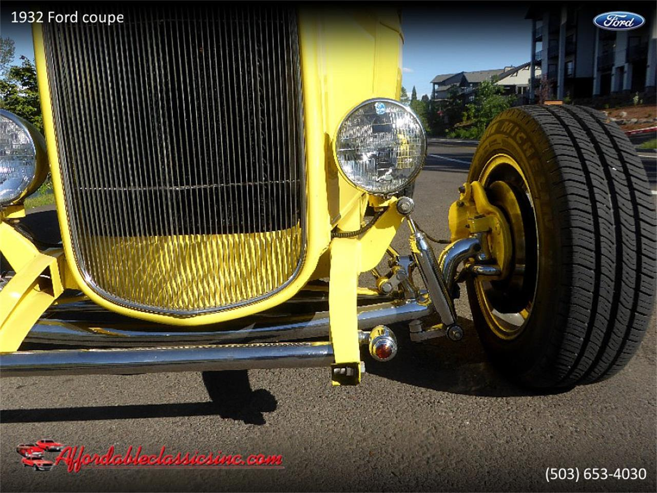 Large Picture of Classic '32 Coupe Offered by Affordable Classics Inc - Q1LY