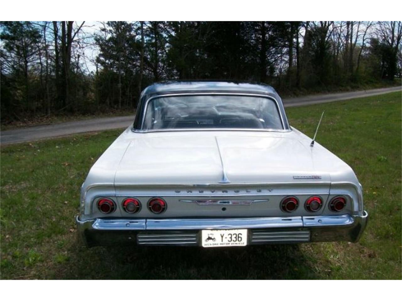 Large Picture of '64 Impala - Q1M5