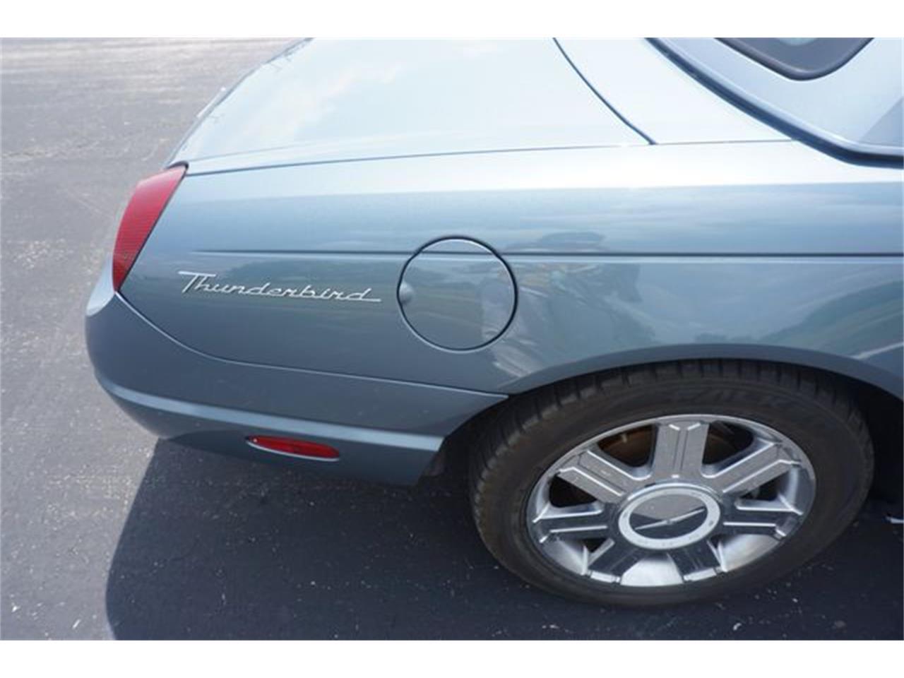 Large Picture of '05 Thunderbird - Q1M6