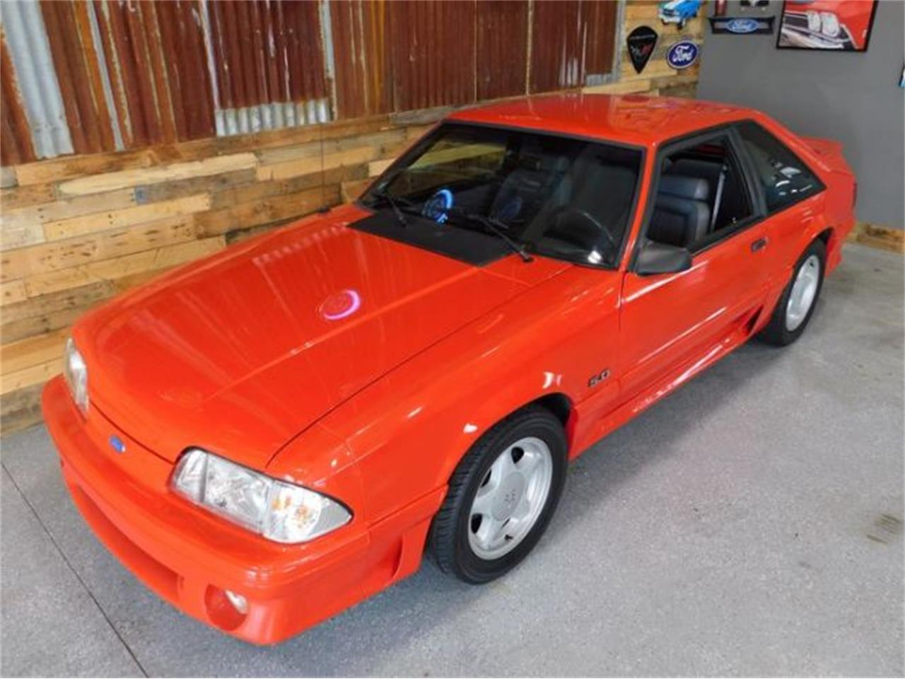 For sale 1993 ford mustang in cadillac michigan