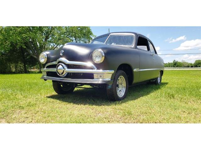 1950 Ford Sedan