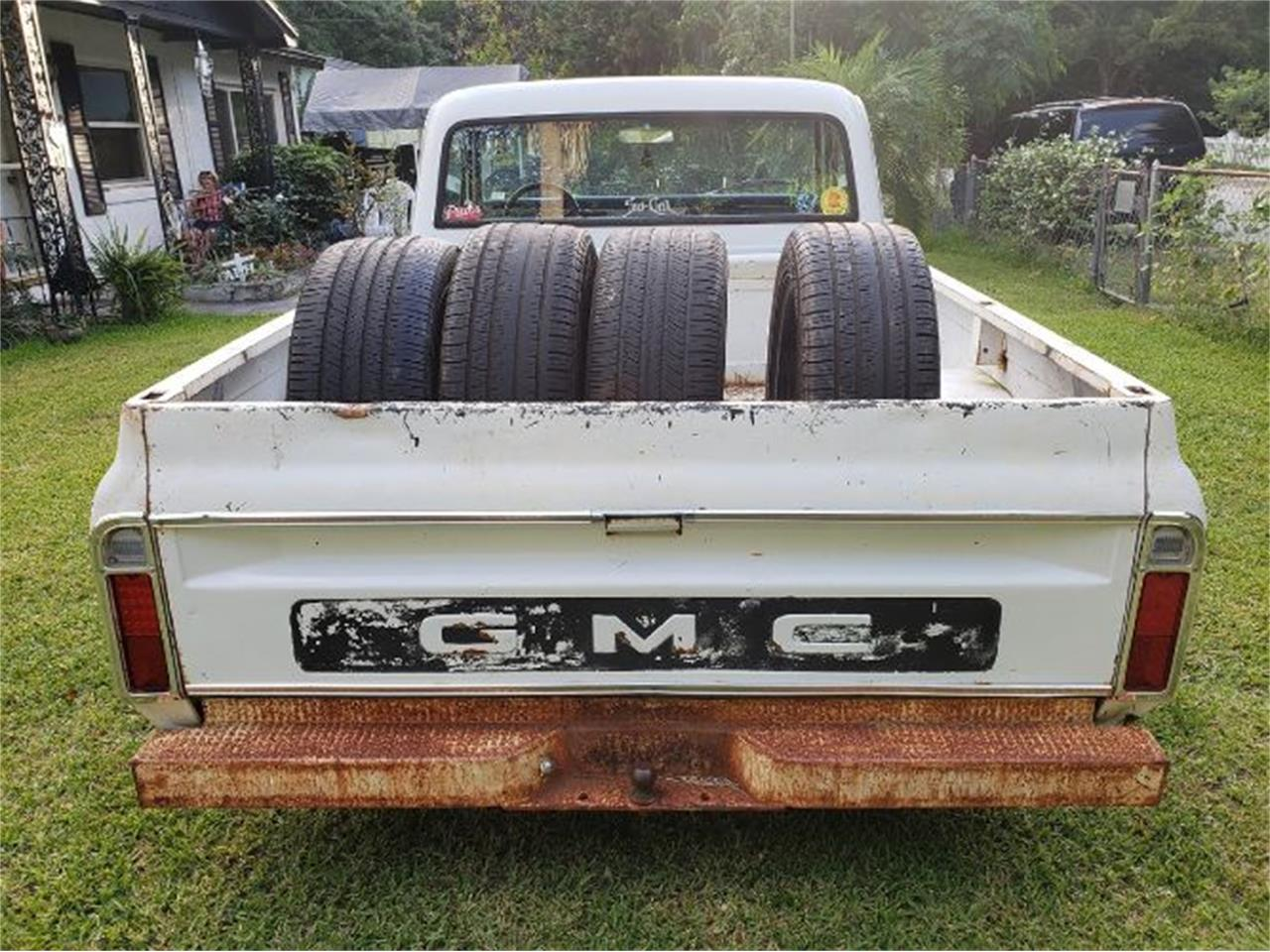 Large Picture of '72 Pickup - Q1MG