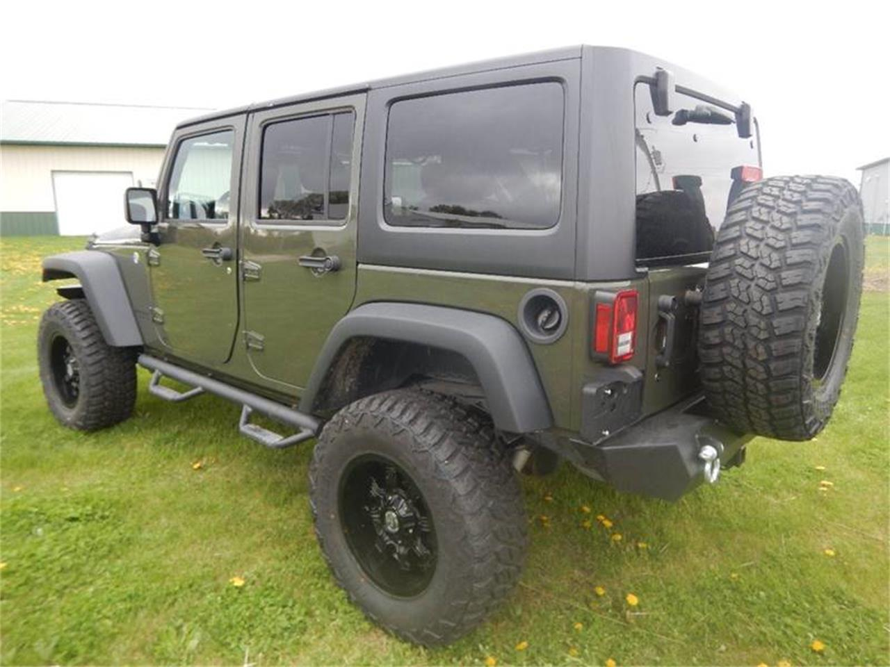 Large Picture of '16 Jeep Wrangler - $29,995.00 - Q1MX