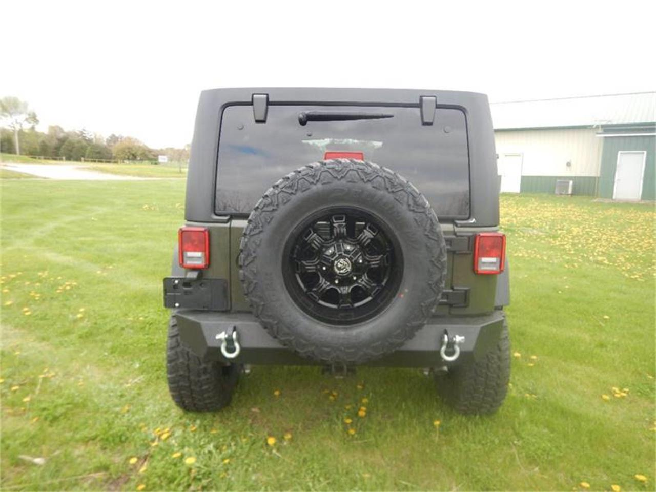 Large Picture of 2016 Jeep Wrangler located in Clarence Iowa - $29,995.00 - Q1MX