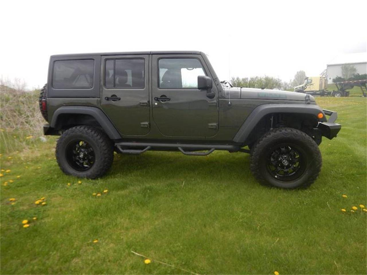 Large Picture of '16 Jeep Wrangler located in Clarence Iowa - $29,995.00 - Q1MX