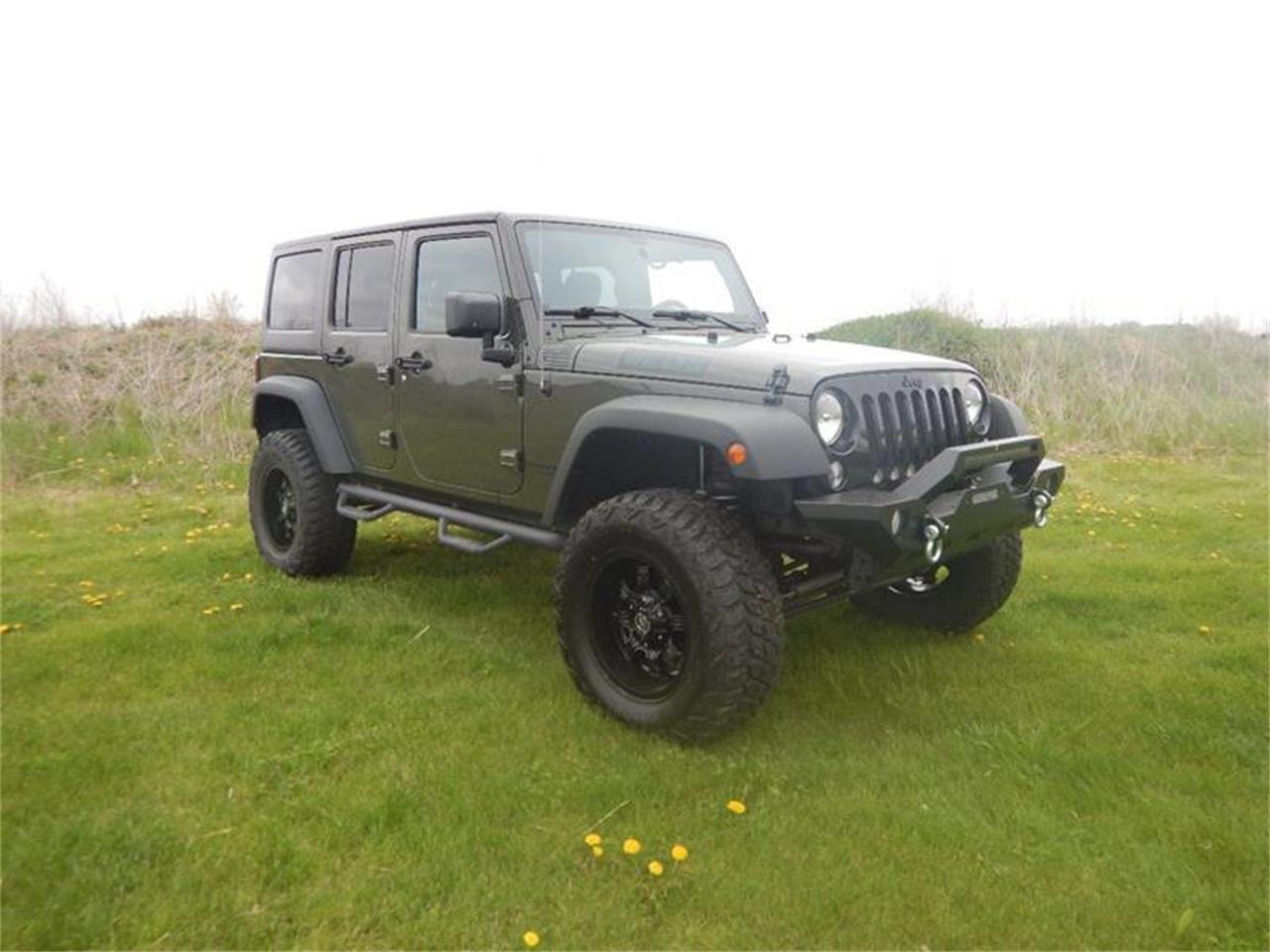 Large Picture of '16 Wrangler located in Iowa - $29,995.00 Offered by Kinion Auto Sales & Service - Q1MX