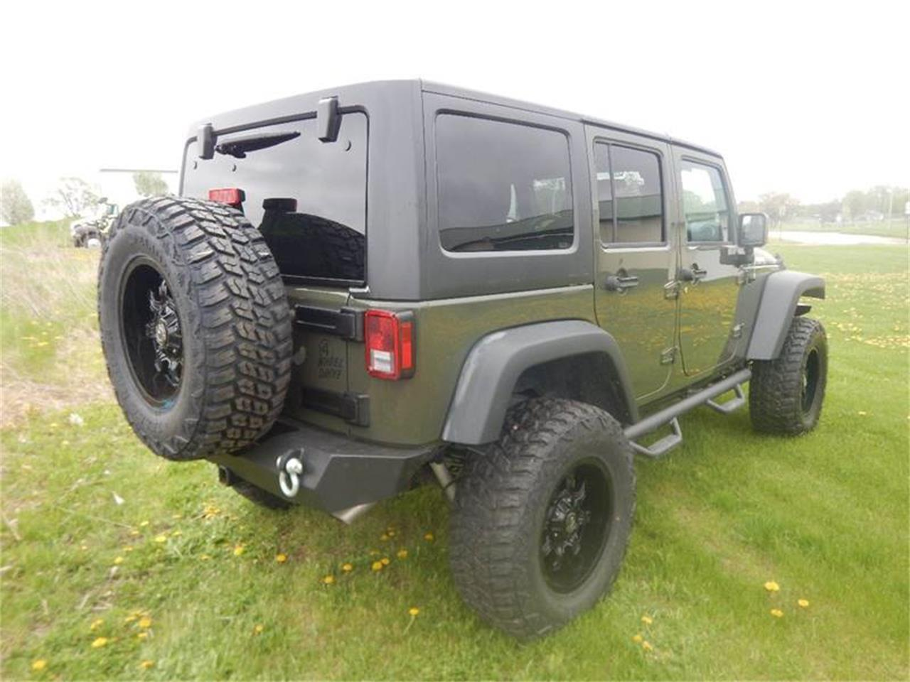 Large Picture of '16 Jeep Wrangler - $29,995.00 Offered by Kinion Auto Sales & Service - Q1MX
