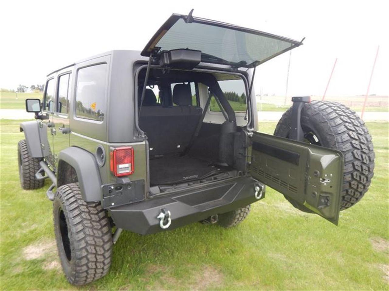 Large Picture of 2016 Jeep Wrangler located in Clarence Iowa Offered by Kinion Auto Sales & Service - Q1MX
