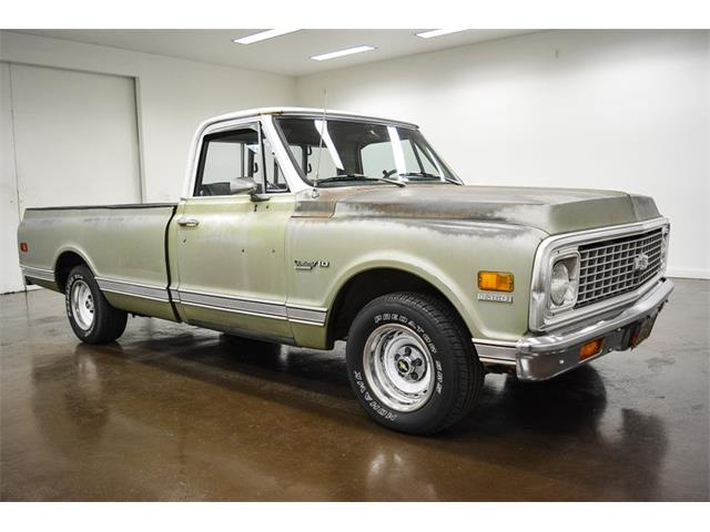 Picture of 1972 Chevrolet C10 - $8,999.00 - Q1N6