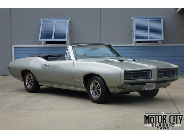 Picture of '68 GTO - Q1NC