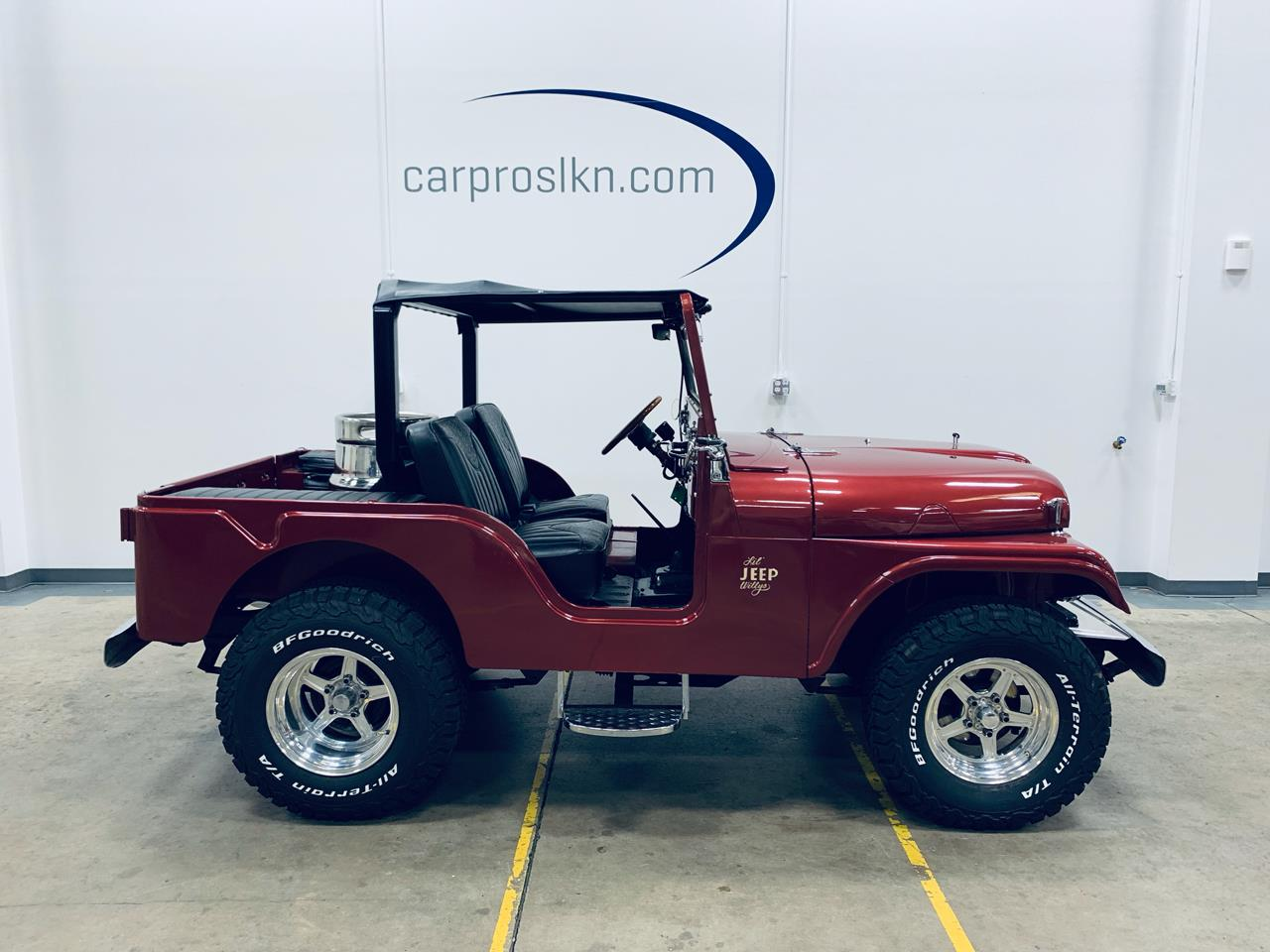 Large Picture of '63 CJ5 - Q1NG