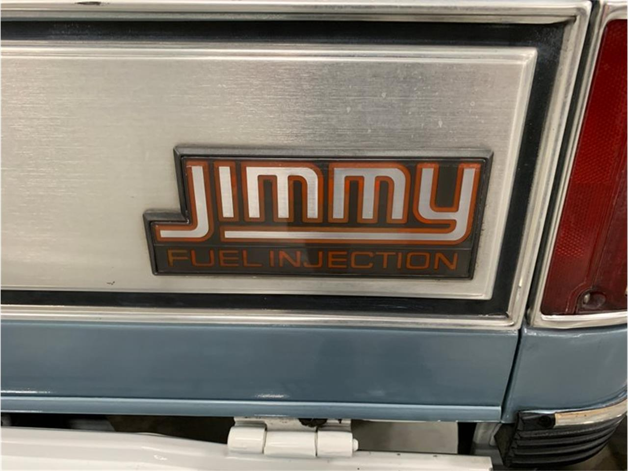 Large Picture of '89 Jimmy - Q1NH