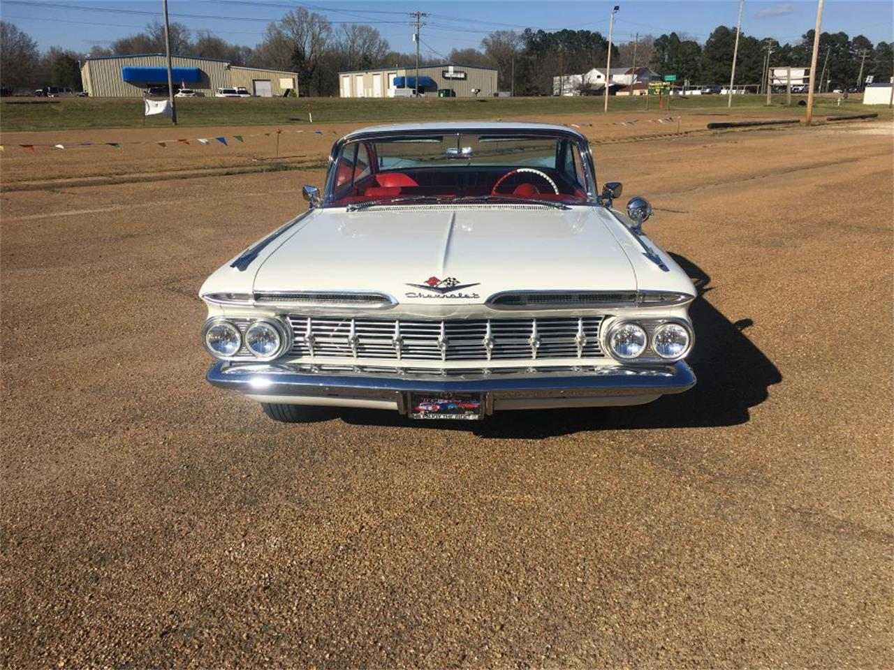 Large Picture of '59 Impala - Q1NL