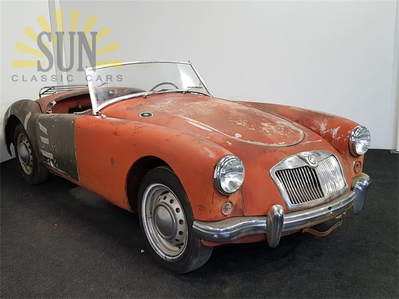 Large Picture of '59 MGA - Q1NS
