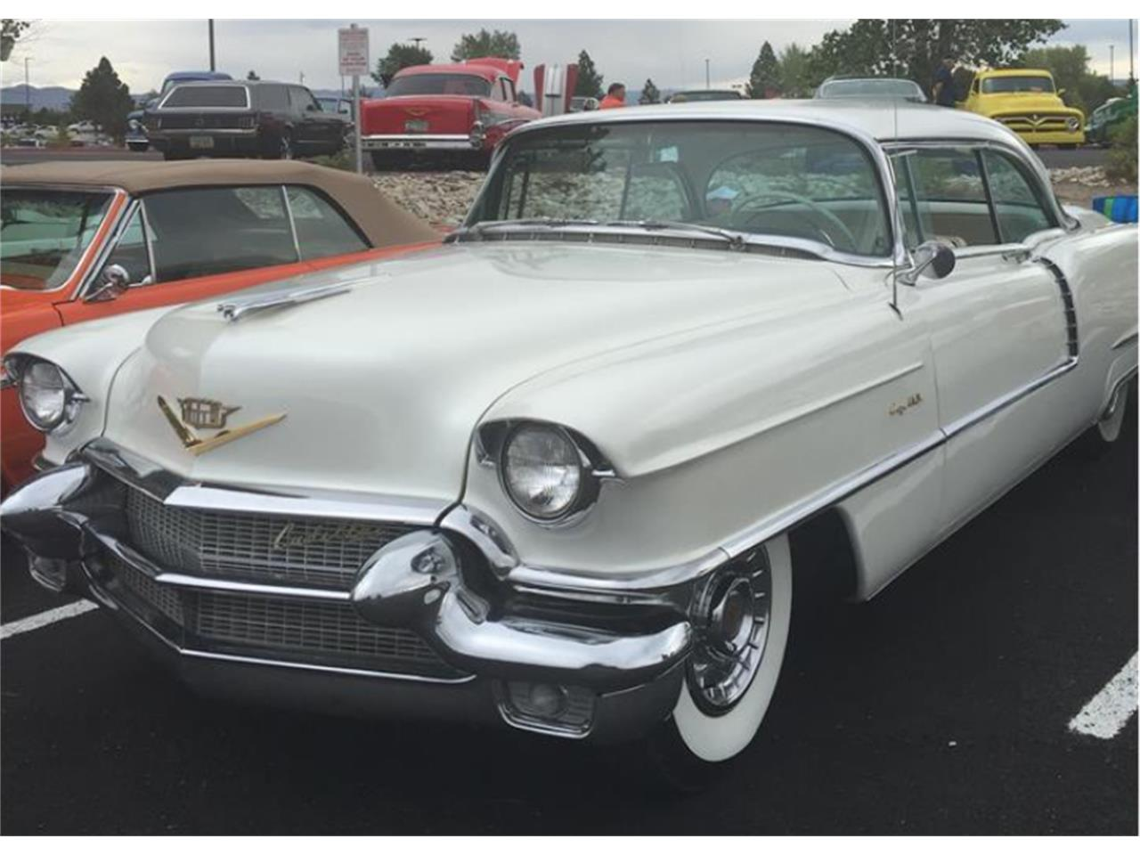Large Picture of 1956 Coupe DeVille - Q1NT