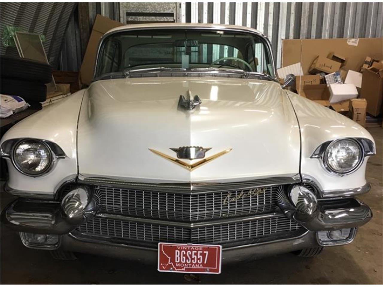 Large Picture of '56 Cadillac Coupe DeVille - Q1NT