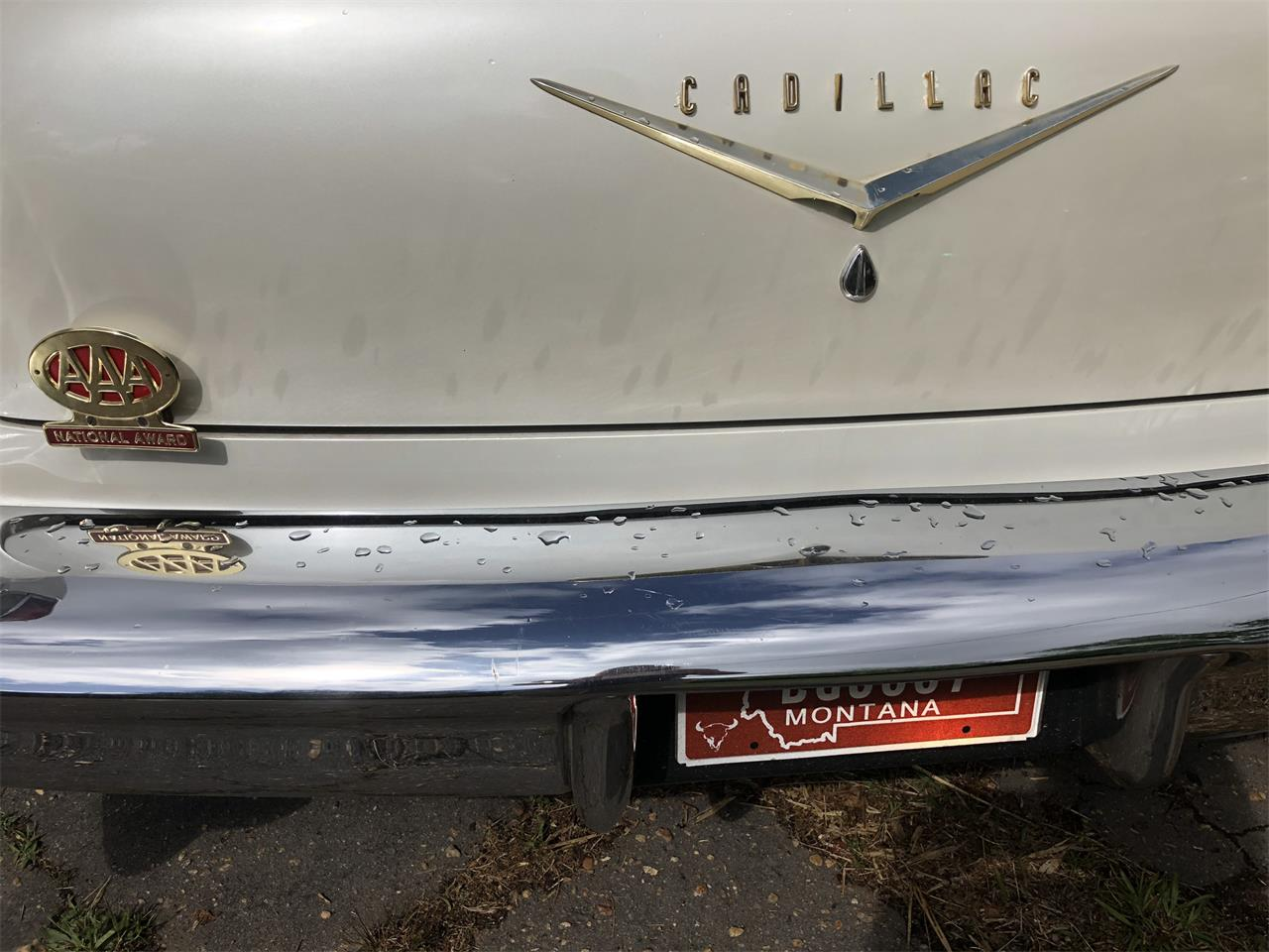 Large Picture of Classic '56 Cadillac Coupe DeVille located in The Rock Georgia Offered by a Private Seller - Q1NT