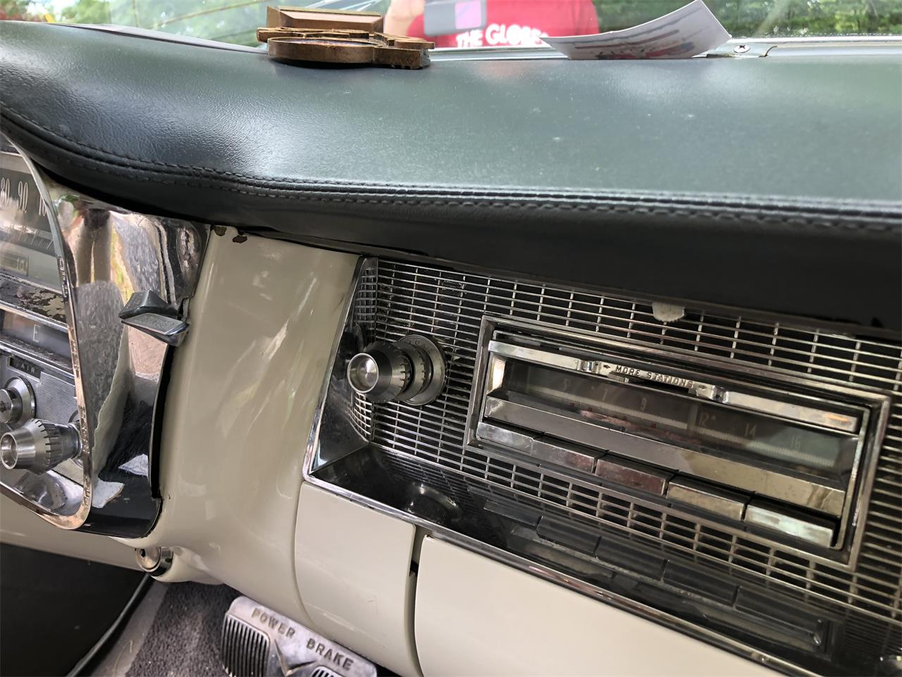 Large Picture of Classic '56 Cadillac Coupe DeVille located in Georgia - $27,500.00 - Q1NT