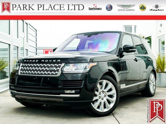 Picture of '15 Range Rover Sport - PY1L