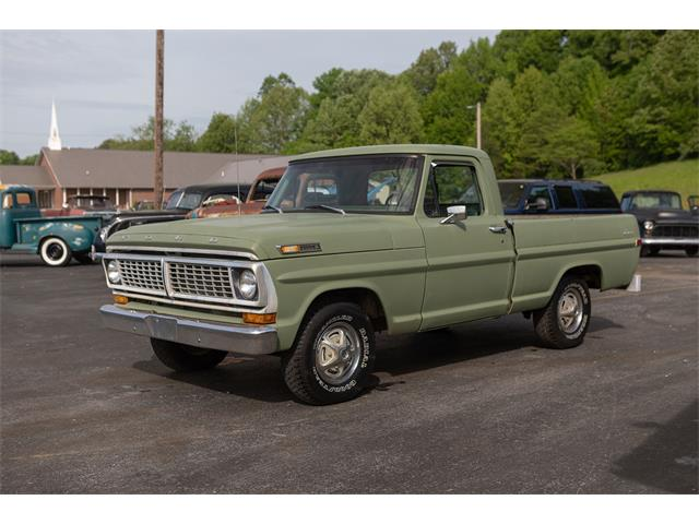 Picture of '70 F100 - Q1OB
