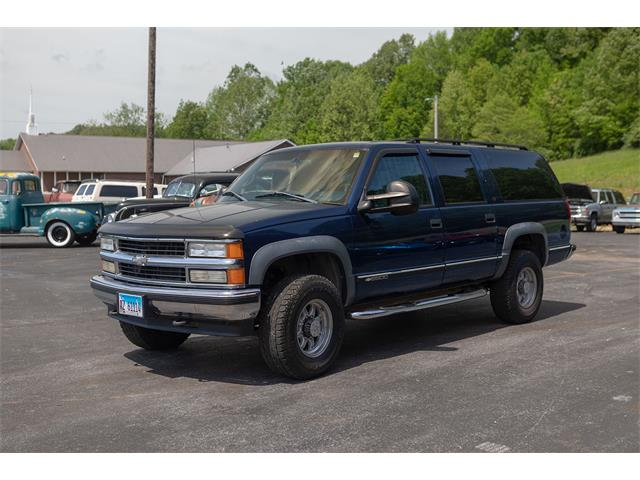 Picture of 1999 Chevrolet Suburban located in Dongola Illinois Offered by  - Q1OJ