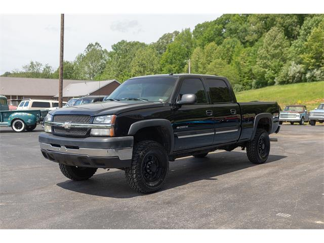 Picture of 2003 Silverado - $10,900.00 Offered by  - Q1OL