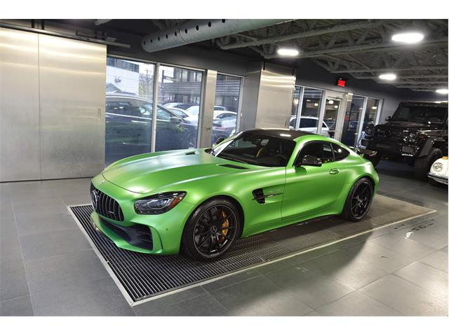 Picture of 2018 AMG located in Montreal Quebec Auction Vehicle Offered by  - Q1PK