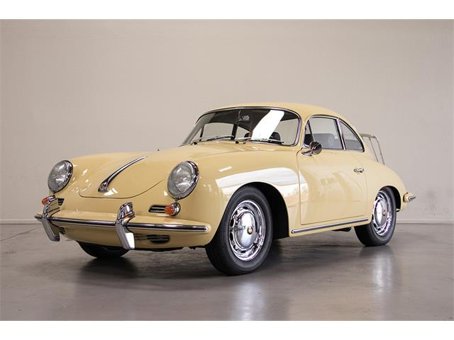 Picture of Classic '64 356SC located in Fallbrook California Auction Vehicle Offered by  - Q1Q0