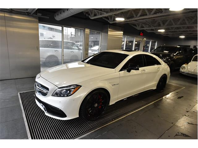 Picture of '17 CLS-Class - Q1Q3