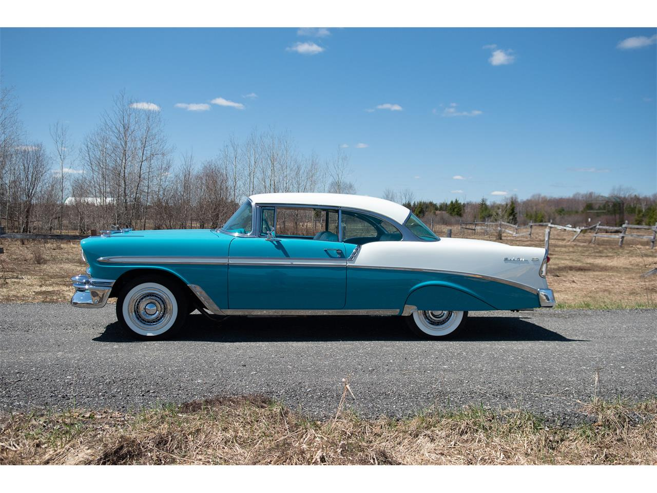 Large Picture of 1956 Chevrolet Bel Air - $69,500.00 Offered by R & R Classic Cars - Q1QB