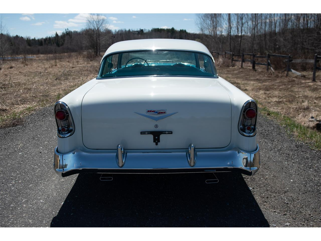 Large Picture of '56 Bel Air located in Ontario - $69,500.00 Offered by R & R Classic Cars - Q1QB