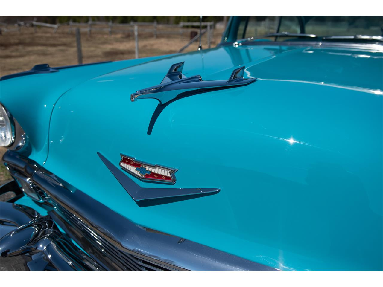Large Picture of Classic '56 Chevrolet Bel Air Offered by R & R Classic Cars - Q1QB