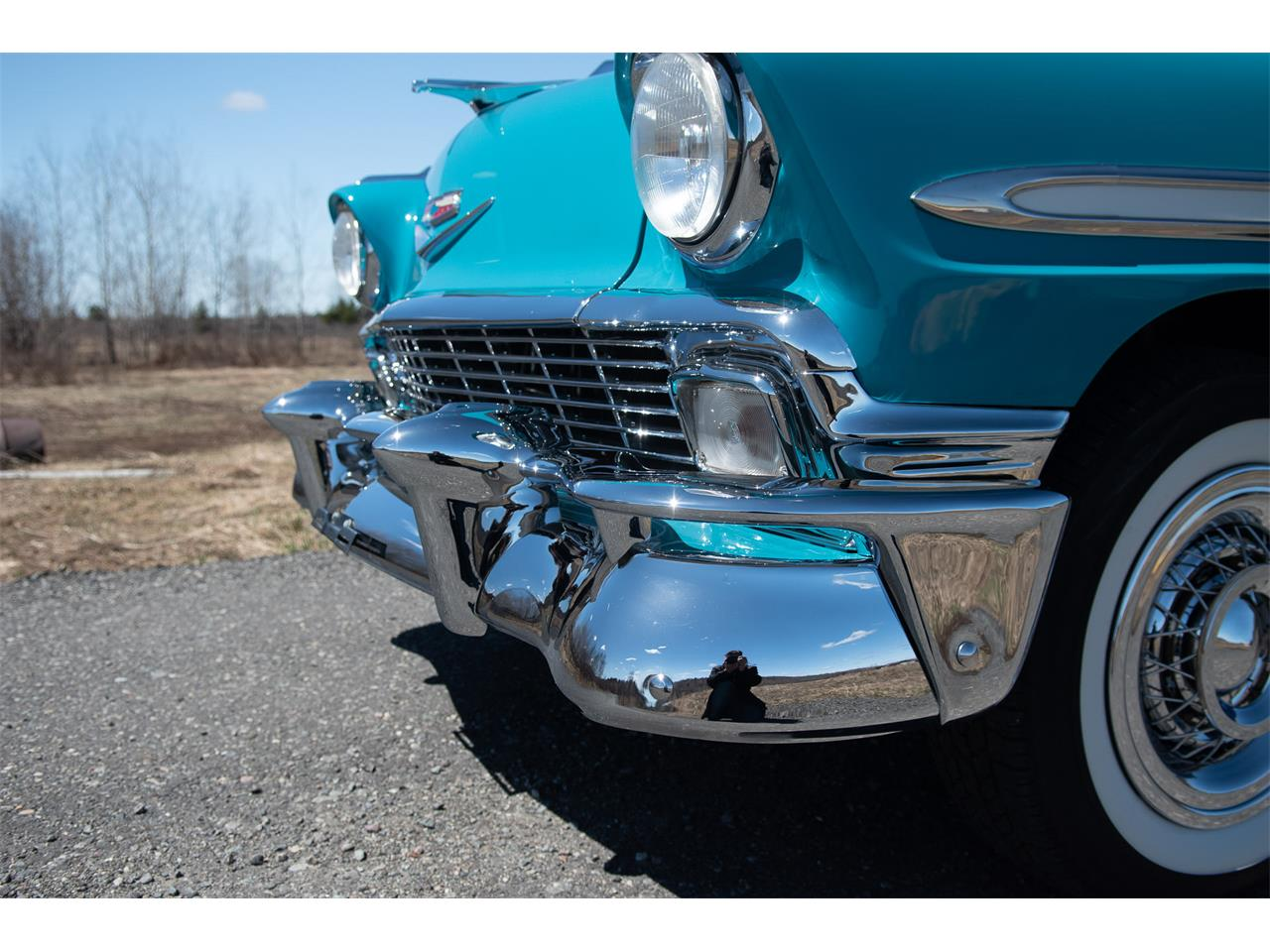 Large Picture of '56 Chevrolet Bel Air located in VAL CARON Ontario - $69,500.00 - Q1QB