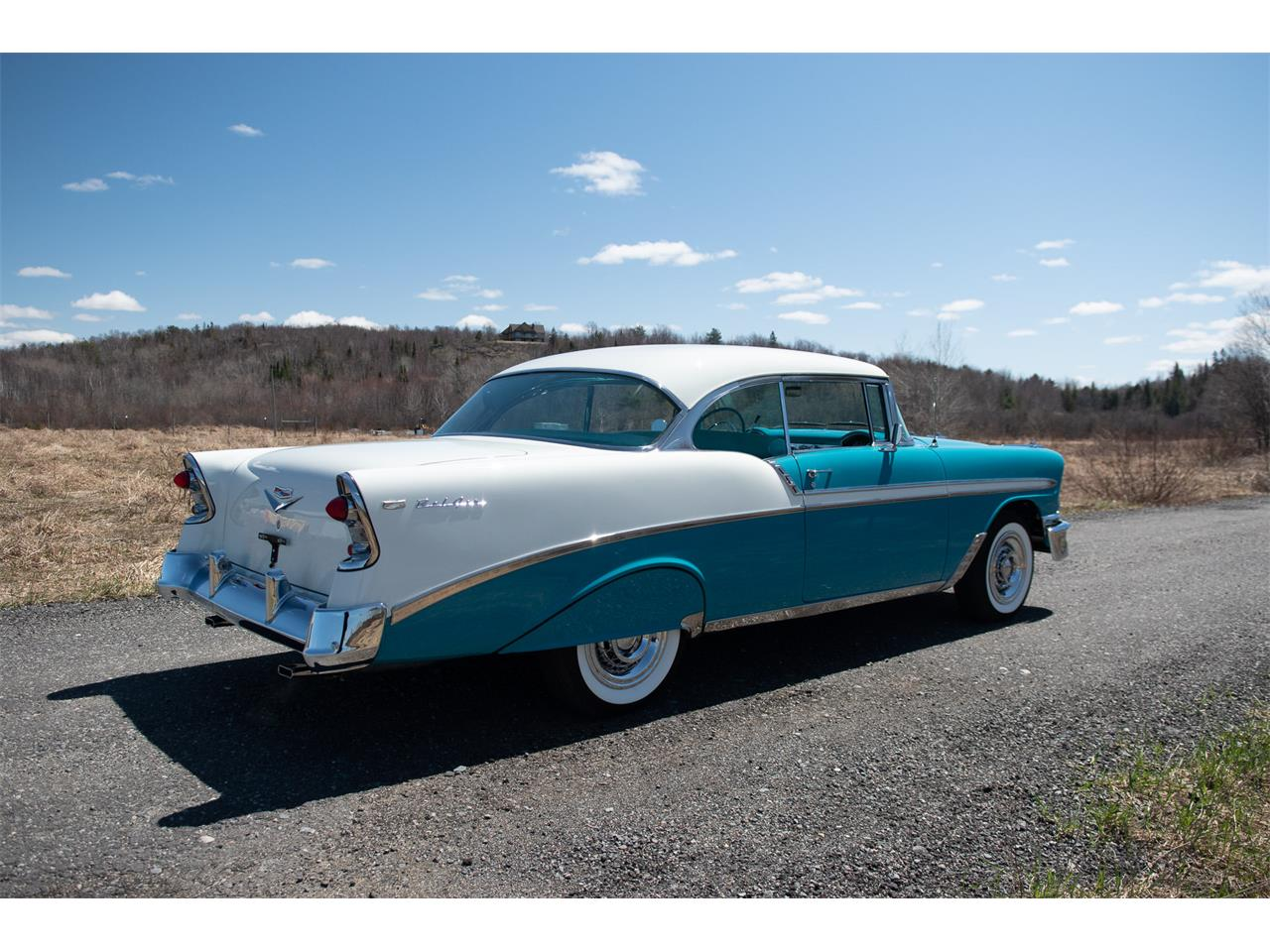 Large Picture of Classic '56 Chevrolet Bel Air - $69,500.00 Offered by R & R Classic Cars - Q1QB