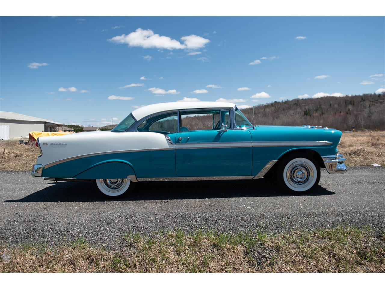 Large Picture of 1956 Chevrolet Bel Air located in Ontario - $69,500.00 - Q1QB