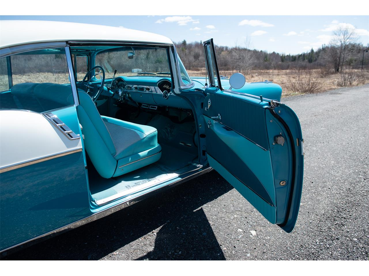 Large Picture of 1956 Chevrolet Bel Air located in Ontario Offered by R & R Classic Cars - Q1QB