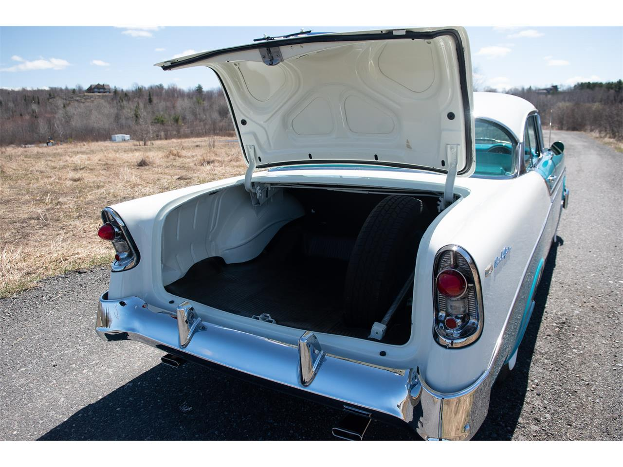 Large Picture of Classic 1956 Chevrolet Bel Air - Q1QB
