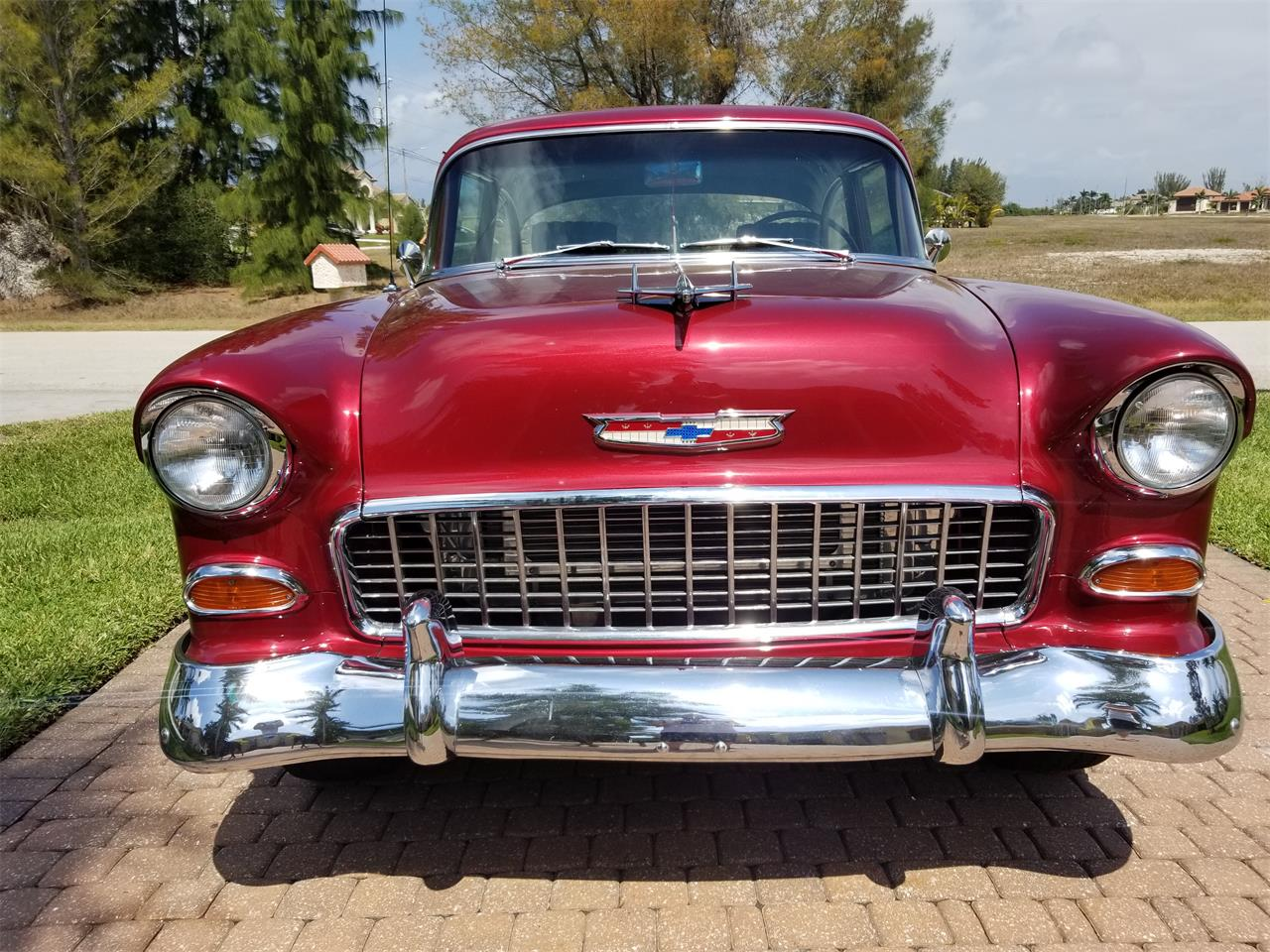 Large Picture of Classic '55 Chevrolet 210 located in St Augustine Florida - Q1QH