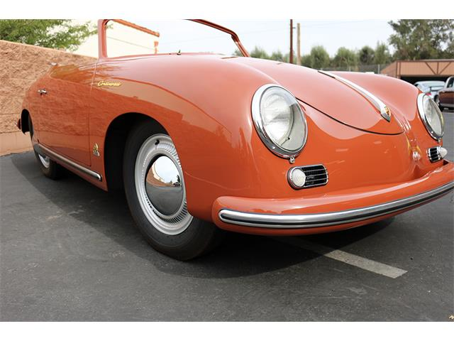 Picture of '55 356 Continental Cabriolet located in California Auction Vehicle Offered by  - Q1QN