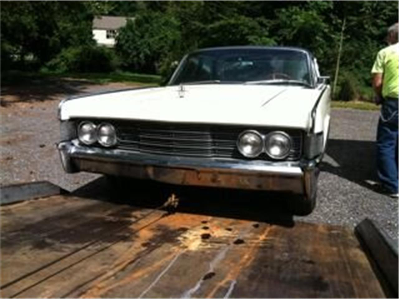 Large Picture of '65 Continental - Q1QX