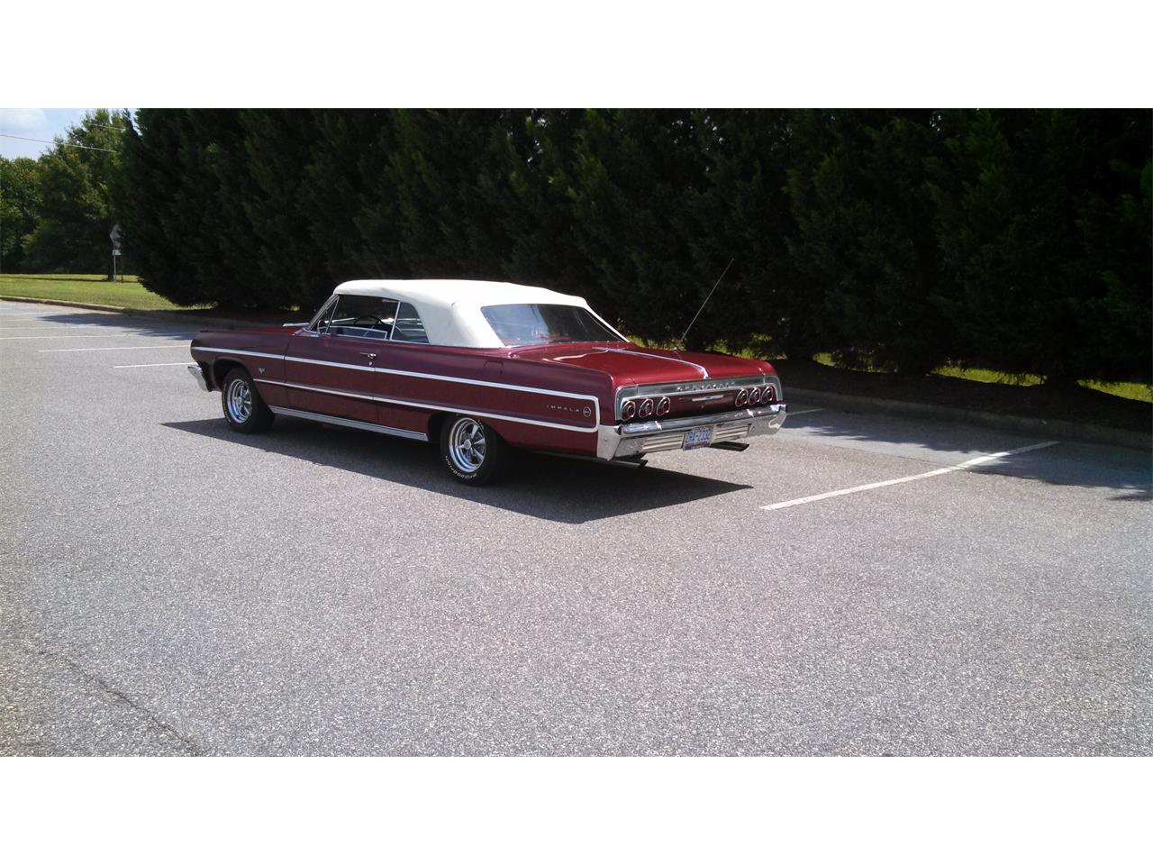 Large Picture of '64 Impala - Q1QY