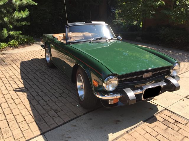Picture of '75 TR6 - Q1R0