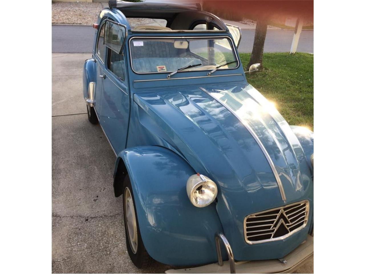 Large Picture of '65 2CV - Q1R6