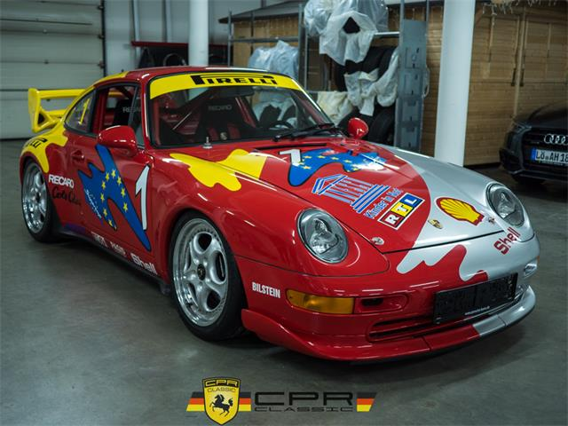 Picture of 1994 Porsche 993 located in California Auction Vehicle Offered by  - Q1R8