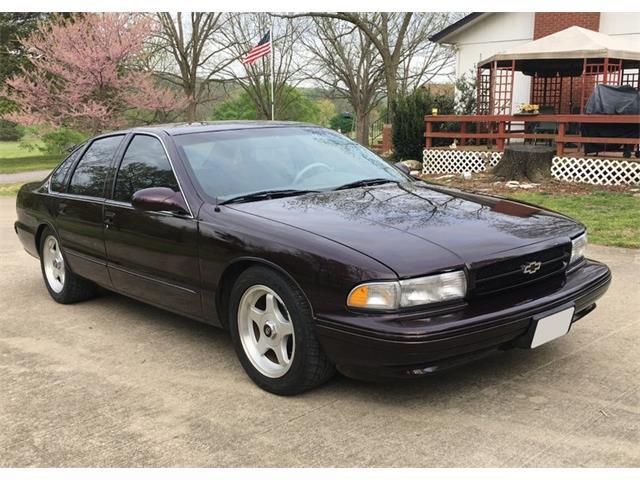 Picture of '96 Impala - Q1R9