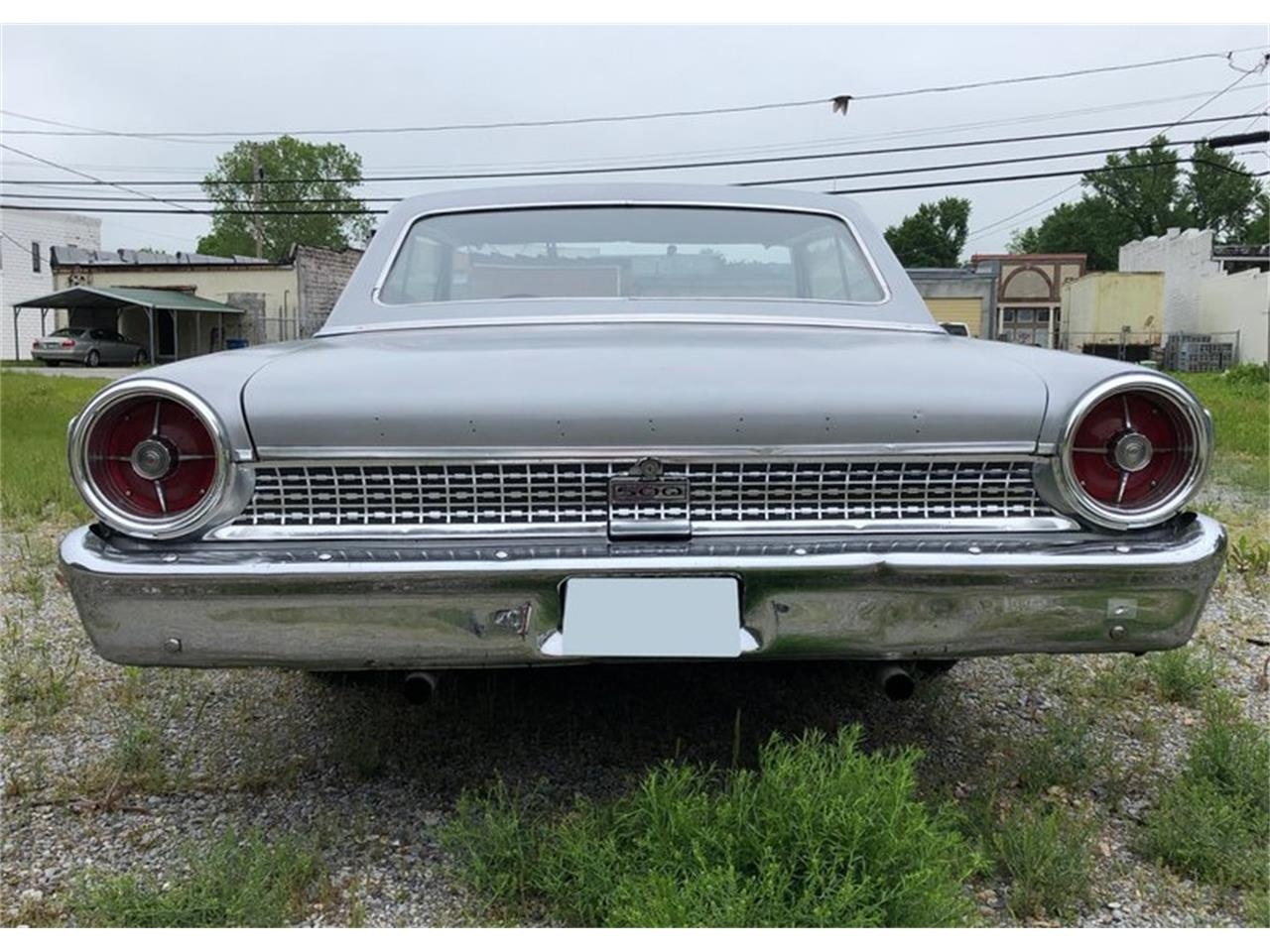 Large Picture of '63 Galaxie - Q1S4