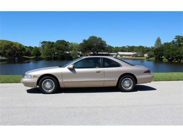 Picture of '97 Mark VIII - PY21