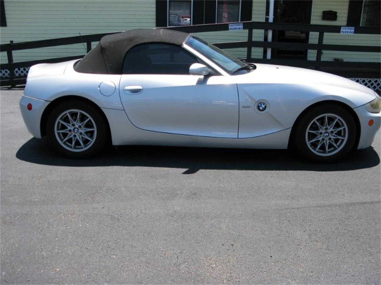 Large Picture of '05 Z4 - PY23