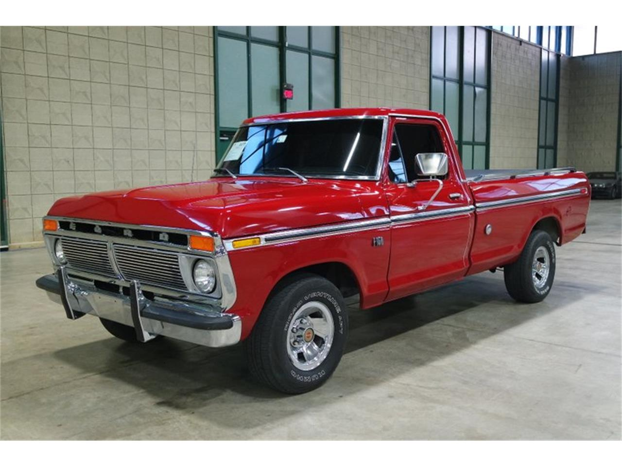 Large Picture of 1976 F150 located in Tulsa Oklahoma Auction Vehicle Offered by Leake Auction Company - Q1T5